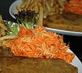 Leckerer Möhrchensalat
