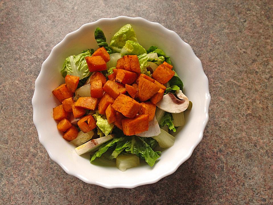 spargel in salat pilze vegetarisch vegan. Black Bedroom Furniture Sets. Home Design Ideas