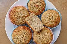 Buchweizen-Muffins