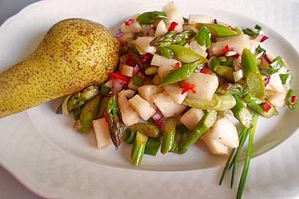 Single-Salat als Hauptspeise