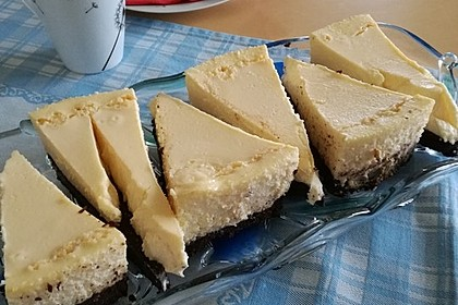 Low Carb New York Cheesecake - fast ohne Kohlenhydrate 4