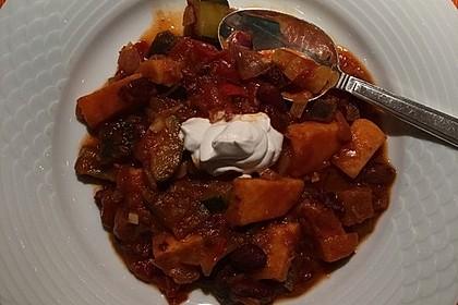 Süßkartoffel-Chili 5
