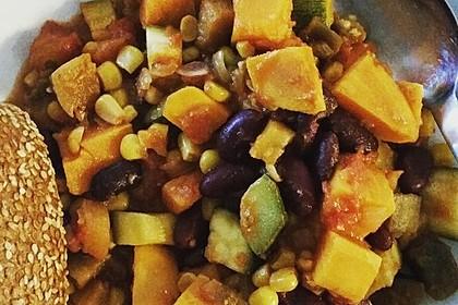 Süßkartoffel-Chili 13
