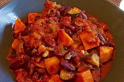 Süßkartoffel-Chili 7