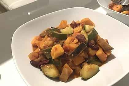 Süßkartoffel-Chili 12