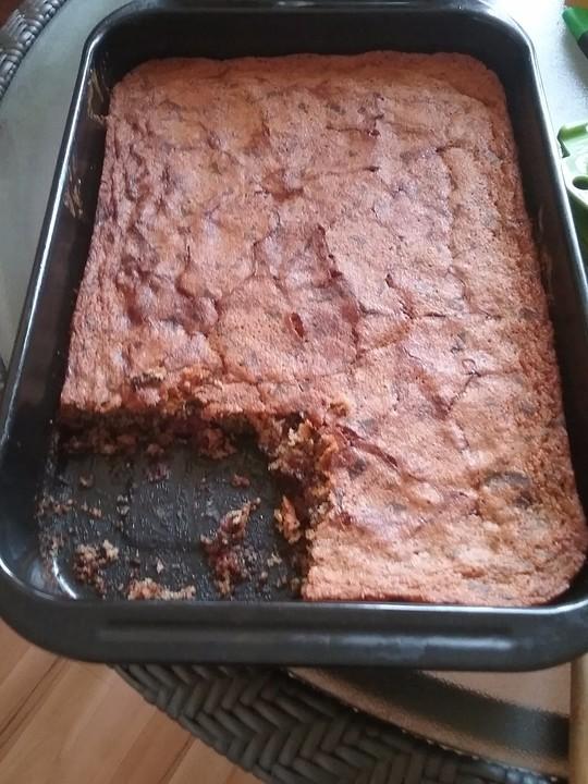Permalink to Schoko Mandel Kuchen