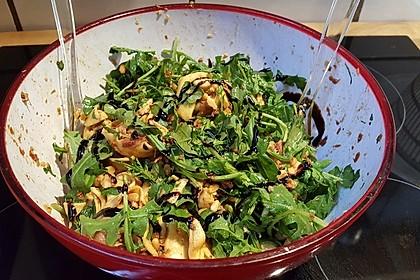 Tortellini-Rucola-Salat mit Pesto und Parmesan 20