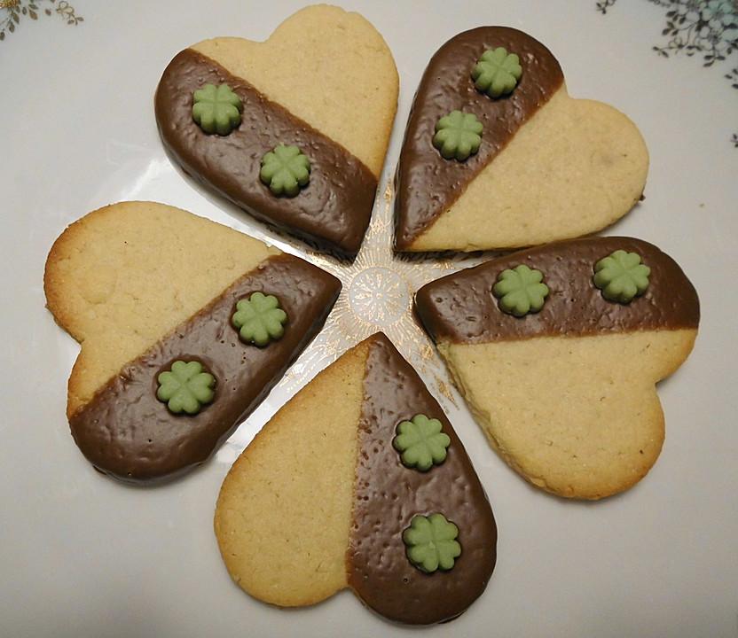 Rezept fur marzipan kekse