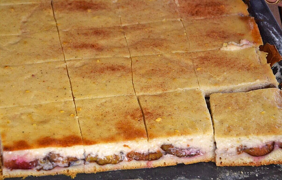 veganer obst vanillecreme blechkuchen von zimtliebhaber. Black Bedroom Furniture Sets. Home Design Ideas
