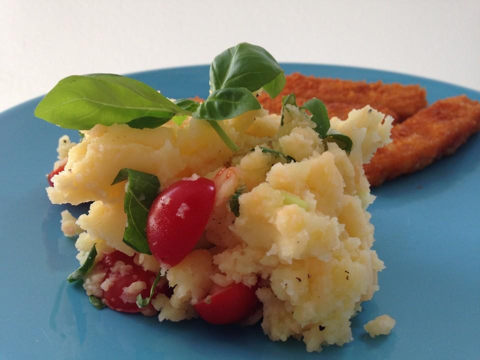 Sommerküche Italienische : Kartoffelstampf italienische art von fischadler chefkoch