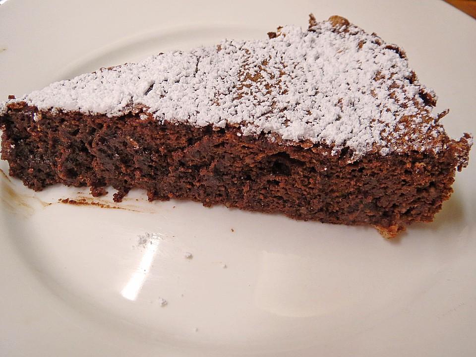 Schokoladen-Espresso-Kuchen (Rezept Mit Bild) Von Riga53