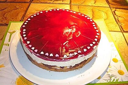 Rotkäppchen-Torte 1