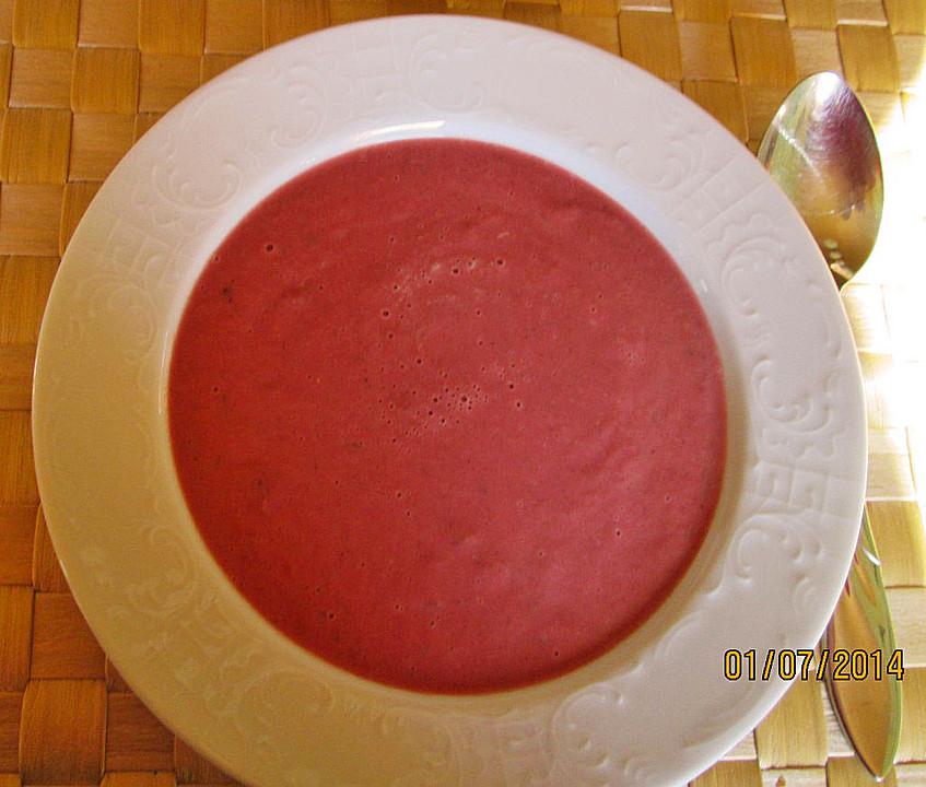 rote bete apfel suppe rezept mit bild von jennifer melanie. Black Bedroom Furniture Sets. Home Design Ideas