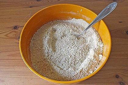 kuechlis helle glutenfreie Mehlmischung Nr. 2 - für Brot, Brötchen, Quiche etc.