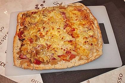 kuechlis helle glutenfreie Mehlmischung Nr. 2 - für Brot, Brötchen, Quiche etc. 1