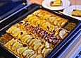 Vollkorn Hefe-Blechkuchen mit Hafer