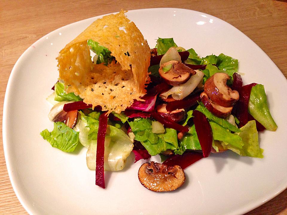 rote bete pilz salat rezept mit bild von jennifer melanie. Black Bedroom Furniture Sets. Home Design Ideas