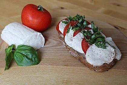 Veganer Mozzarella 1