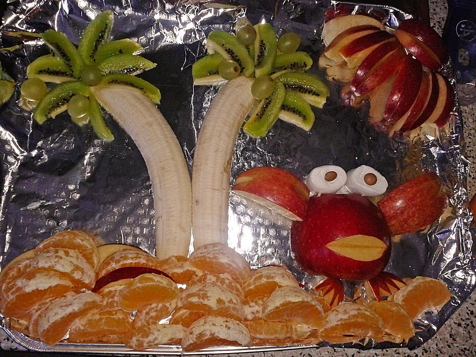 Kinder obst rezepte - Obst und gemuseplatte fur kindergarten ...