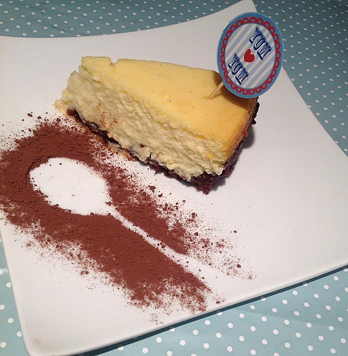 american cheesecake mit cranberrysauce von m eisbaer. Black Bedroom Furniture Sets. Home Design Ideas