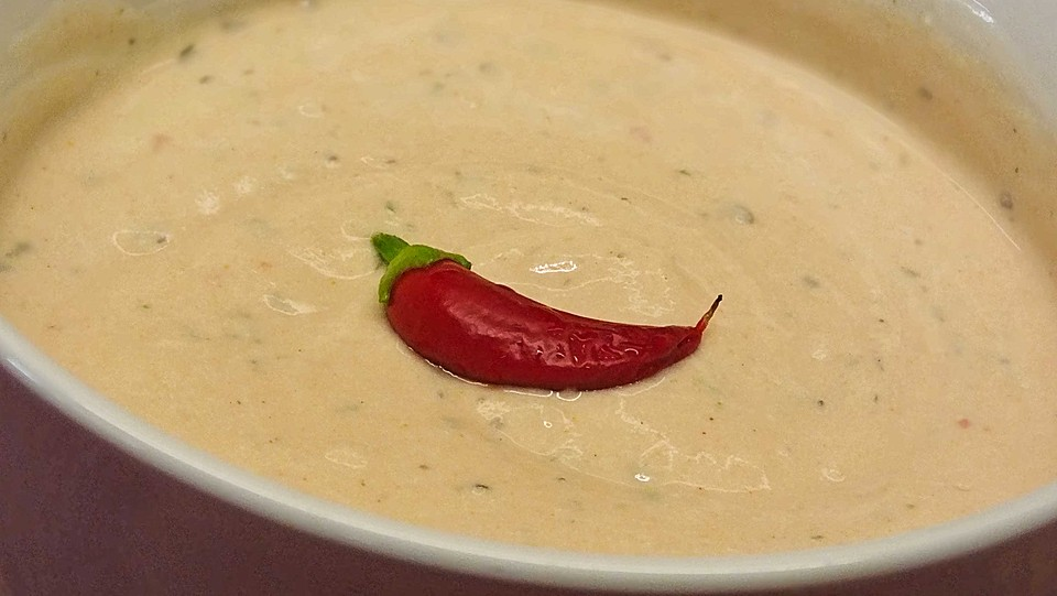 how to make sweet chilli dip
