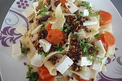 Orientalische Möhren-Pasta 3