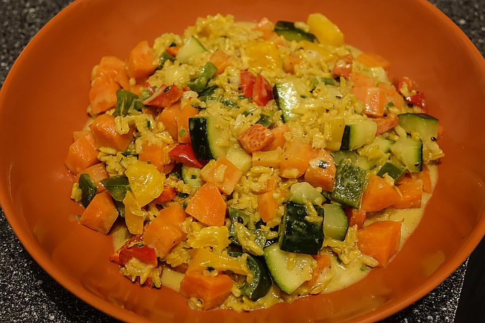 vegetarische wok rezepte mit kokosmilch gesundes essen und rezepte foto blog. Black Bedroom Furniture Sets. Home Design Ideas