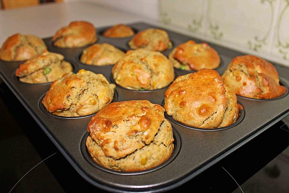pesto gem se muffins rezept mit bild von gourmetwombat. Black Bedroom Furniture Sets. Home Design Ideas