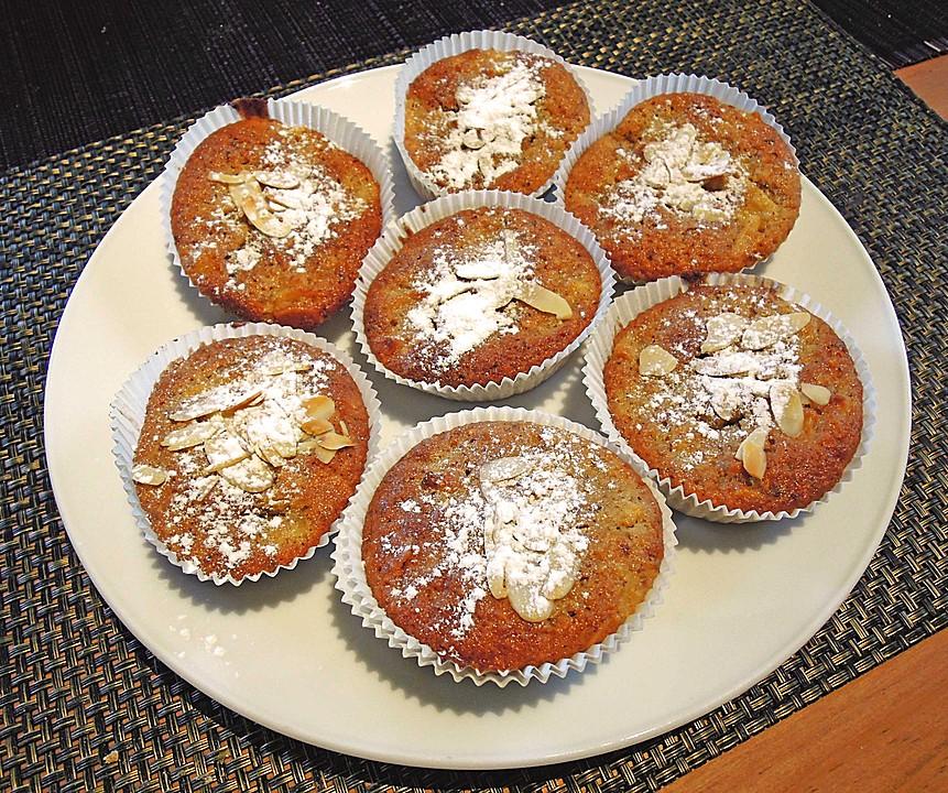 apfel nuss zimt muffins rezept mit bild von sirbase. Black Bedroom Furniture Sets. Home Design Ideas