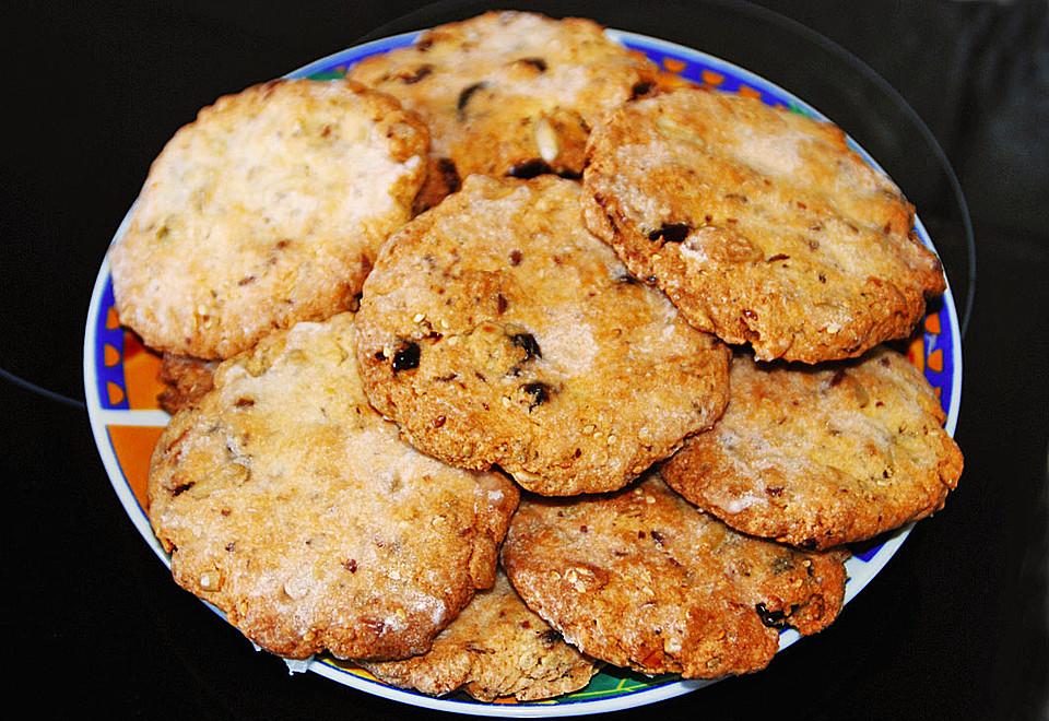 Glutenfreie kekse rezept