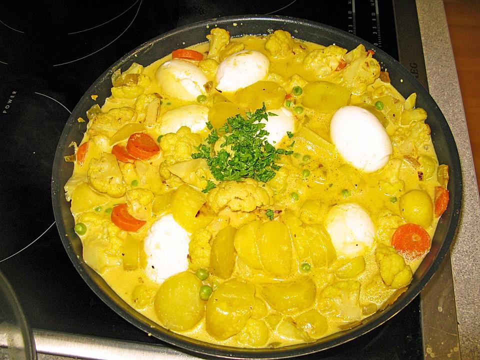 Möhren Kartoffelstampf