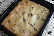 Käsesahne-Brownies