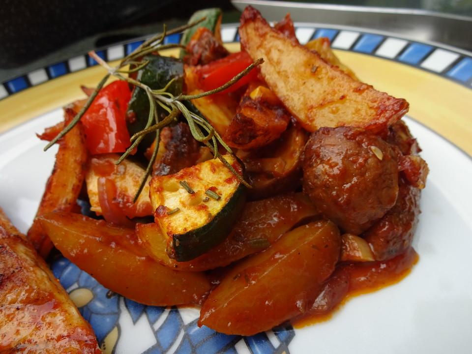 Mediterrane Sommerküche : Leichte sommerküche rezepte für heiße tage edeka wucherpfennig