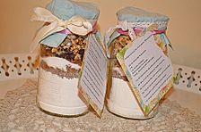Fertigmischung für Nuss-Beeren-Pfannkuchen