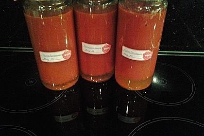 Tomatensauce aus ofengerösteten Tomaten 17
