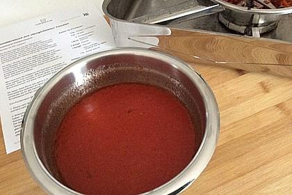 Tomatensauce aus ofengerösteten Tomaten 12