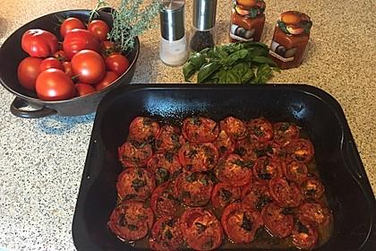 Tomatensauce aus ofengerösteten Tomaten 6