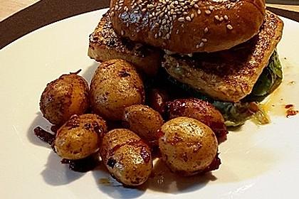 Halloumi-Burger 6