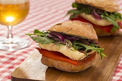 Halloumi-Burger 1