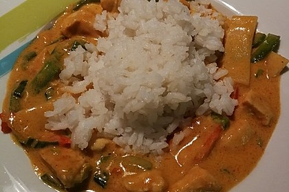 Low Carb Hähnchencurry 24