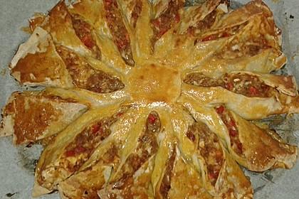Sonnen-Pizza mit Hackfleisch 65