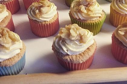 Bienenstich-Cupcakes 16