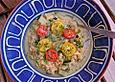 Krümeltigers Zucchini-Linsen-Eintopf