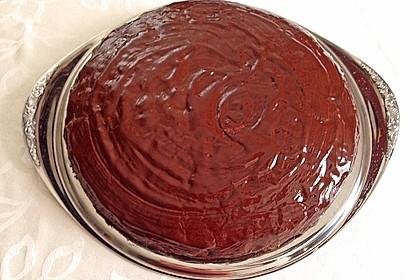 Veganer Schokoladen-Orangen-Kuchen 4