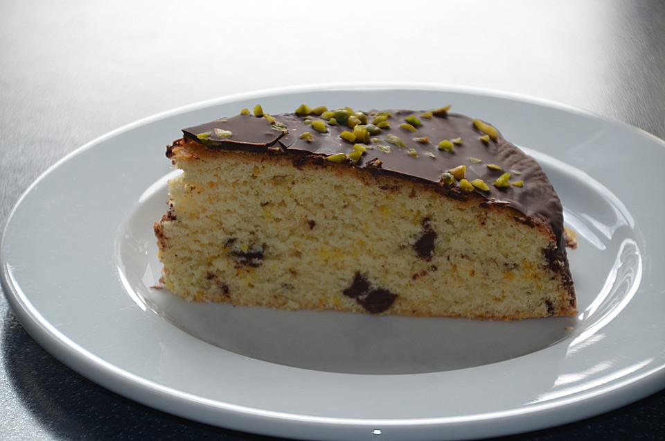 Veganer Schokoladen-Orangen-Kuchen von tria-lin | Chefkoch.de