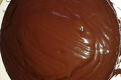 Veganer Schokoladen-Orangen-Kuchen 5