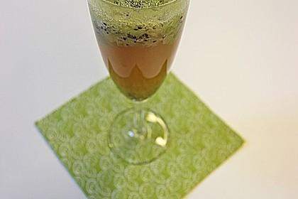 alkoholfreier bier cocktail mit kiwi von chefkoch. Black Bedroom Furniture Sets. Home Design Ideas