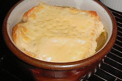 Französische Zwiebelsuppe 6