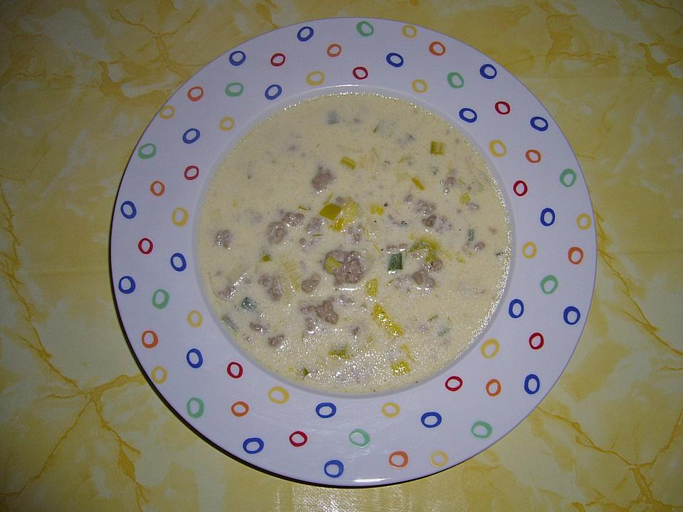 Käse - Lauch - Suppe von TracyS | Chefkoch.de