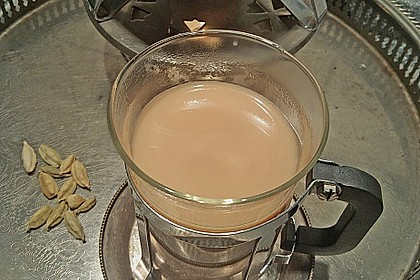 Afrikanischer Tee (Chai) 1